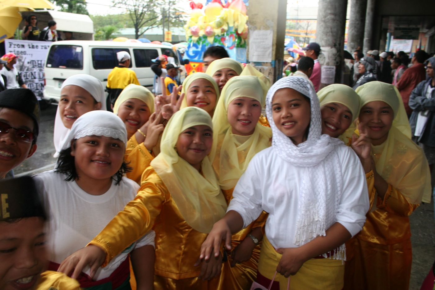 Moslem Girls at Festival.jpg